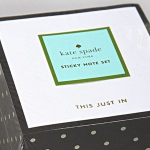 Kate Spade New York Polka Dot Sticky Note Post It